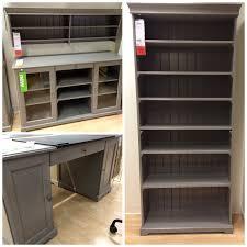 ikea liatorp desk grey sherri cassara designs odds and ends
