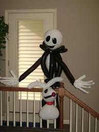 Nightmare Before Christmas Zero Halloween Decorations by Balloon Animal Jack And Zero Halloween And Dia De Los Muertos