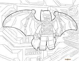 LEGO Batman 3 Beyond Gotham Coloring Pages