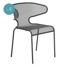 Movida Outdoor Dining Chair (Set Of 4) Cult Living Ladbroke Outdoor Ding Armchair Black Polywood Tek Memoir Chair Rjid Midcentury Modern Steel Patio Set Summer Classics Skye Side White Leather Chairs Contemporary Script 5piece Metal With Slatted Faux Wood And Stackable Modway On Sale Eei2259slvblk Shore Alinum Only Only 16930 At Fniture Warehouse Polywood Bayline Satin Allweather Plasticsling Arm In Poolside Shell Shell Collection Fueradentro Design Wicker