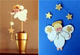 Angels For Handicraft Ideas Christmas And Advent Calendars