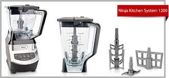 Ninja Kitchen System 1200 Blender