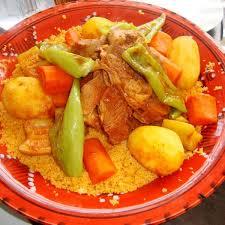 recette couscous tunisien 750g