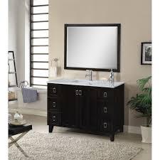 60 Inch Bathroom Vanity Single Sink Top by In Series 48 Inch Classic Single Sink Bathroom Vanity Dark Brown