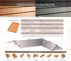 Monier Roof Tile Malaysia by Monier Cosmopolitan Clay Roofing Tile Logical Plana