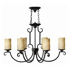 lighting hinkley lighting 3508ol 6 lights casa chandelier
