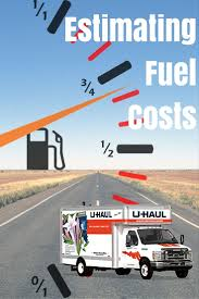 How To Reduce Fuel Costs In Your Moving Truck Rental | U-Haul And ...