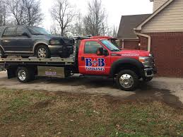 Wrecker Service | Memphis, TN | B&B Towing