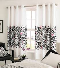 Black Sheer Curtains Walmart by Coffee Tables Sheer Curtain Panels Black And White Curtain