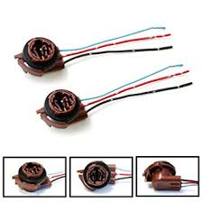 ijdmtoy 2 3156 3157 pre wired harness sockets for
