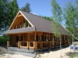 chalet maison en kit maison en bois massif construction de chalet en kit prix
