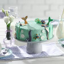kleine meerjungfrauen torte rezept backen de