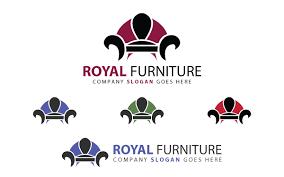 Royal Furniture Logo Template