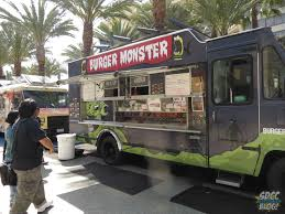 WonderCon 2014: Talking Food Trucks With Burger Monster | San Diego ... Flacos Custom Food Trucks Youtube San Diego Food Trucks Fresh Lobster Joint Truck 15 S 10 American United Up In Smoke Catering Taco Extraordinary Desserts Ximena On The Go Gatherings In Guide To Los Angeles 6 To Spot California Single Fin Roaming Hunger Here Are Seven Essential Eater Where Find The Best Fish Tacos Parker Project Touch A 2016 Event Review New Orleans Cuisine Services
