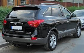 File Hyundai ix55 rear Wikimedia mons
