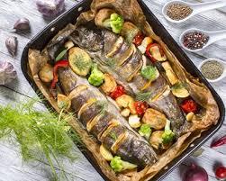 recette cuisine poisson recette bar au four facile rapide