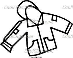 Clipart Winter Jacket