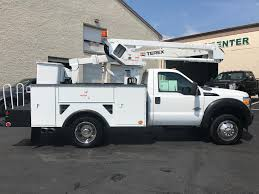 2008 FORD F550 XL BUCKET BOOM TRUCK FOR SALE #570483