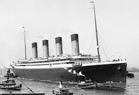 Ship Simulator Titanic Sinking 1912 by Titanic And Olympic How To Tell Them Apart In Photographs