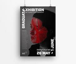 Iadt Photography Graduate Exhibition 2017 Poster Adrian Wojtas
