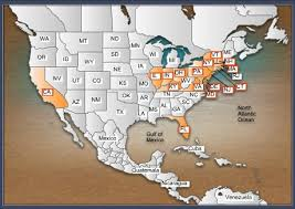 Furniture Service Areas in United States AFS