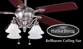 Harbour Breeze Ceiling Fan Blade Arms by Harbor Breeze Bellhaven Ceiling Fan