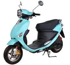 Buddy 50cc Scooter