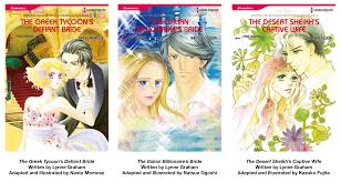 By Employing A Variety Of Artists Harlequin Comics Are Able To Better Suit The Aesthetic Tastes Different Readers