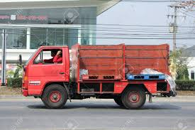 100 Coke Truck CHIANGMAI THAILAND FEBRUARY 25 2016 Coca Cola