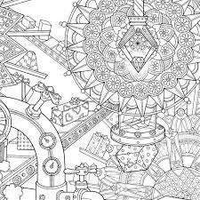 Popping Presents For Christmas Colouringbook DariaSong