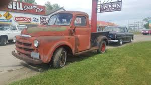 1949 Dodge Pickup Short Box Half Ton Corner Window - Used Dodge ... 1949 Dodge Truck Cummins Diesel Power 4x4 Rat Rod Tow No Reserve Car Shipping Rates Services Pickup Chains Not Included Wagon 1950 Chevrolet 3100 5window 255 Gateway Classic Cars For Sale Startup And Shutdown Youtube B50 Stock 102454 For Sale Near Columbus Oh Street 99790 Mcg 1951 Pilothouse 1 Ton Trucks In Texas