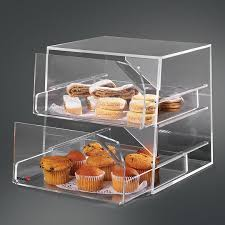 Rosseto BAK2231 2 Drawer Countertop Bakery Display Case