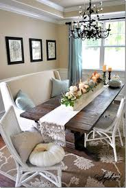 Use A Dramatic And Festive Centerpiece To Show Your Love Of All Things Fall Add Beauty Dining Room For Autumn Dinner Parties