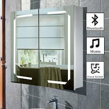 spiegel led badezimmer spiegelschrank beleuchtung mit