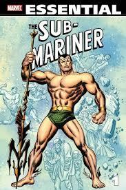 Essential Sub Mariner Vol 1 Marvel Essentials V