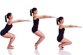 Utkatasana Standing Yoga Poses