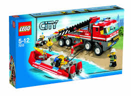 Amazon.com: LEGO City Set #7213 OffRoad Fire Truck & Fireboat ... Lego Gift Ideas By Age Toddler To Twelve Years Lego City Great Vehicles Airport Fire Truck Amazon Canada Amazoncom Emergency 60003 Toys Games Cartoon Police Car My 2 Duplo Legoville 4977 Amazoncouk About New Cars Fire Truck Lego Movie Cars Videos For Children Kids 4x4 4208 Station 60004 City Halloween Special Update Junior Kids Game Remake Legocom
