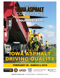 100 Hawkeye Truck Equipment 2018 Greater Iowa Asphalt Conference And Expo Blows Up APAI