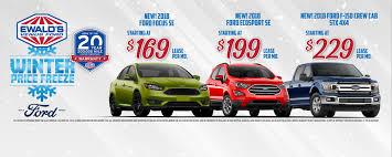 Ewald's Venus Ford | Ford Dealership In Milwaukee, WI | Ewald's ...