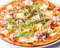 cuisine minceur az recette pizza au thon chèvre et asperges facile