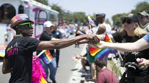 West Hollywood Halloween Parade Route by Street Closures And Details For La Pride And The Resist March