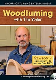Woodturning With Tim Yoder Season 2 Episodes 7 12