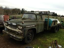 100 Two Ton Truck 1959 Chevrolet Viking 60 290 4spd 2spd