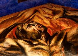 Jose Clemente Orozco Murales Guadalajara by José Clemente Orozco U0027s Prometheus Pomona College Museum Of Art