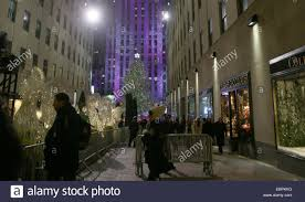 Christmas Tree Disposal New York City by Christmas Tree In Nyc 2014 Christmas Lights Decoration