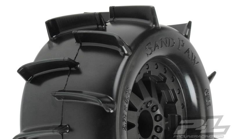 Pro-line Racing 1186-15 Sand Paw 2.8 All Terrain Tires