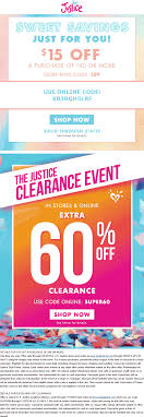 Justice Coupons - $15 Off $40 At Justice, Or Online Via ... Conference Info Bc Association Of Teachers Modern Languages Justice Coupons 15 Off 40 At Or Online Via 21 Promo Codes For Valentines Day And Chinese New Year That 20 6722514385nonsgml Kigkonsultse Icalcreator Old St Patricks Church Bulletin 19 Secrets To Getting The Childrens Place Clothes For Blaster Squad 4 Raiders Cloud City Volume Russ Amazoncom Force Nature 9781511417471 Kris Norris Books Home Clovis Municipal School District Untitled Coupon Code Startup Vitamins Ritz Crackers