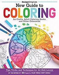 New Guide To Coloring Books