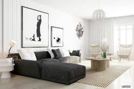 Hektar Floor Lamp Dark Gray by Fascinating Furnishing Small Apartment Living Room Design With