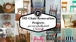 21 DIY Chair Renovation Projects You Can Actually Finish ... Diy Update Ding Chair Makeover The Bee In My Bonnet Whatever Wednesday Chairs Keeping It Simple How To Transform Ugly Tpierce1 Striped Ding Why You Should Never Buy From A Store Again Baby Kids Chic Surefit Cover Protector My Ugly Handmade 70s Chair Redo Crafts Howto Details About Us Stretch Covers Slipcovers Fitting Protective Upholster Family Hdyman Room Cane Redo Hooli Upholstered Before This Old And After All By I Used An Wood Table Outside Songbird
